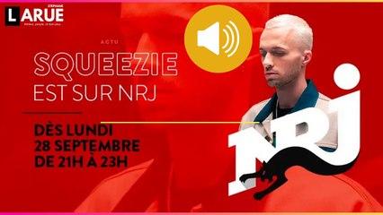 Le youtubeur Squeezie devient animateur de radio sur NRJ
