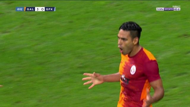 Turquie : Falcao et Galatasaray se régalent pour la première