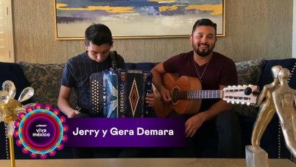 Jerry y Gera Demara