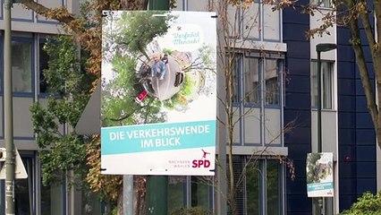 Ausgang von Kommunalwahlen in NRW mit Spannung erwartet