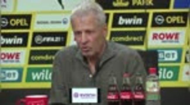 """DFB-POKAL - Favre : """"Nous voulons gagner la coupe"""""""