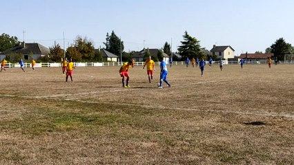 D4 SENIORS / À la mi temps le SV mène 1-0