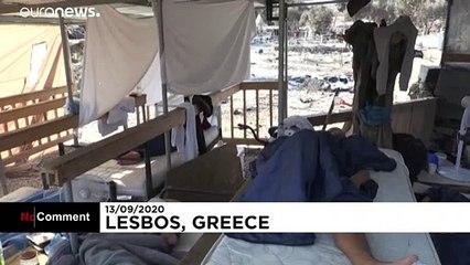 یونان: اردوگاه جدید مهاجران تا ۵ روز آینده آماده میشود