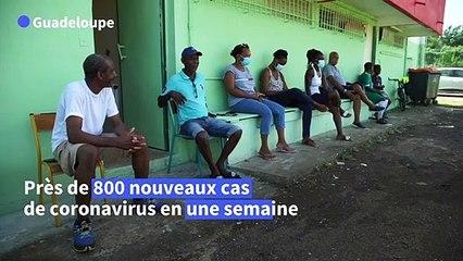 Coronavirus en Guadeloupe: de nouvelles restrictions imposées par le préfet