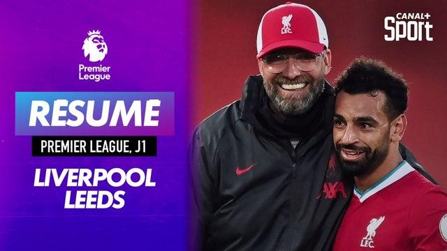 Le résumé de Liverpool - Leeds en VO