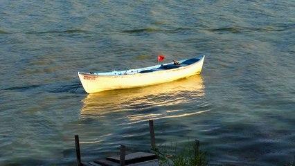 Gölyazı'da Tekne Turu