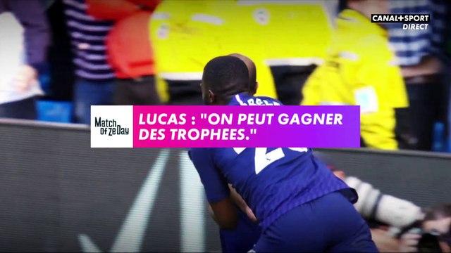"""Lucas Moura : """"Paris doit être fier de son Final 8"""""""