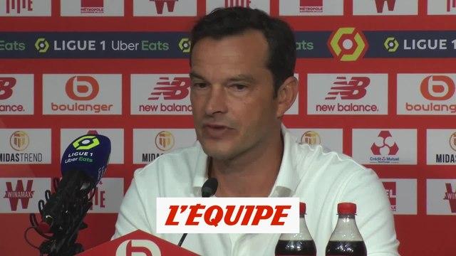 Hognon : « La deuxième mi-temps est insuffisante » - Foot - L1 - Metz