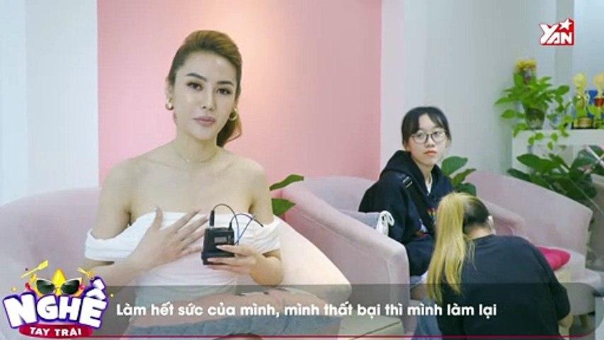 Nghề tay trái Linh Chi