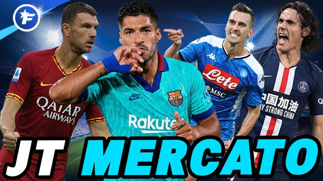 Journal du Mercato : la guerre des attaquants déchire les cadors de la Serie A