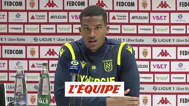 Lafont : « On a eu des occasions » - Foot - L1 - Nantes