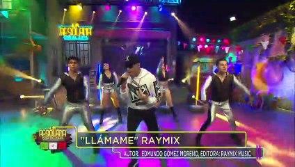 Raymix nos pone a bailar y sacarle brillo al piso con su tema 'Llámame'. | La Resolana con El Capi