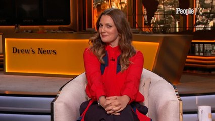 Drew Barrymore Talks Baking with Her Kids, Her Favorite Scary Movie and More