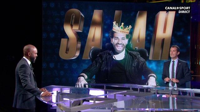 Mohamed Salah King of ze Day de cette 1ère journée !