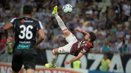 Ceará 0 x 3 Flamengo - Brasileiro 2019