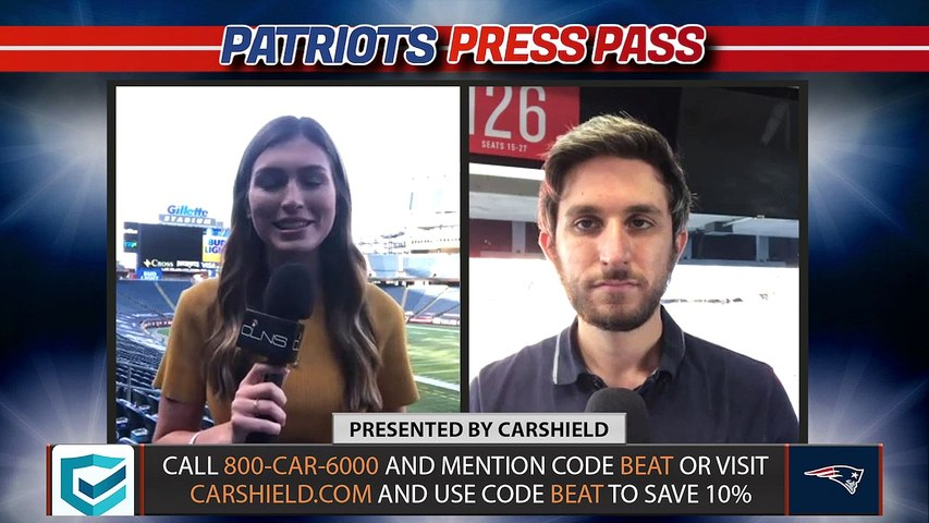 Was N'Keal Harry's Week 1 Performance Concerning? | Patriots Press Pass