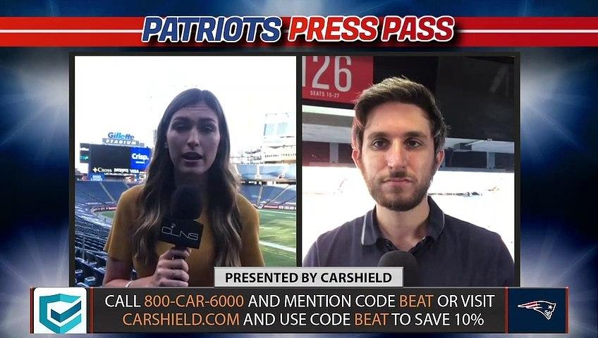 Impressions of Patriots' Defense After Week 1 vs Dolphins   Patriots Press Pass