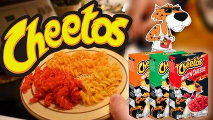BoxMac 156: Cheetos Mac 'n Cheese
