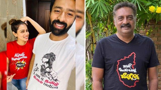Prakash Raj | Kannada Speaking Indian | Oneindia Tamil
