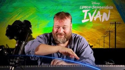 L'Unico e Insuperabile Ivan Film - Intervista a Stefano Fresi