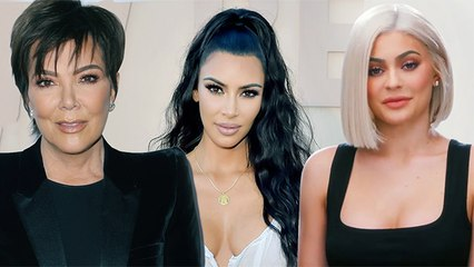 Kris Jenner Claims Kim And Kylie Threatened To Quit Keeping Up With The Kardashians