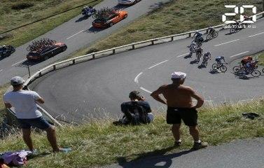 Tour de France : La deuxième semaine en images