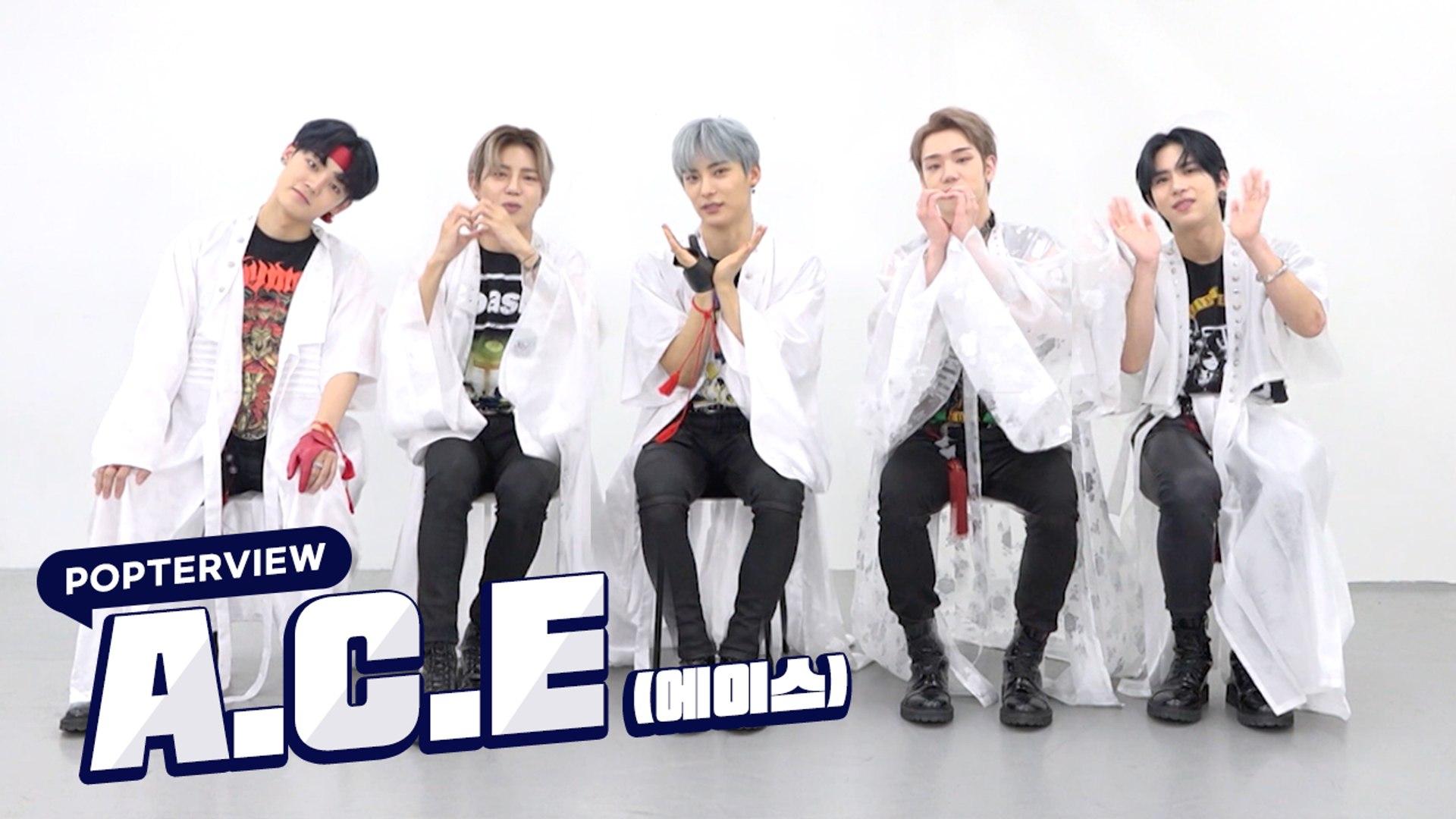 [Pops in Seoul] The Korean-style fantasy! A.C.E(에이스)'s Interview for 'Favorite Boys(도깨비)&#