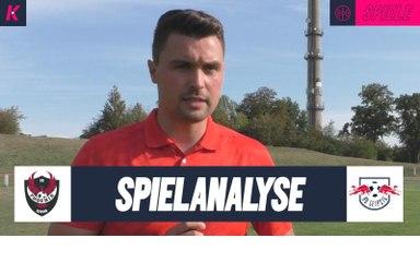 Die Spielanalyse | FC Phoenix Leipzig – RasenBallsport Leipzig || (Frauen-Regionalliga Nordost Staffel Süd)