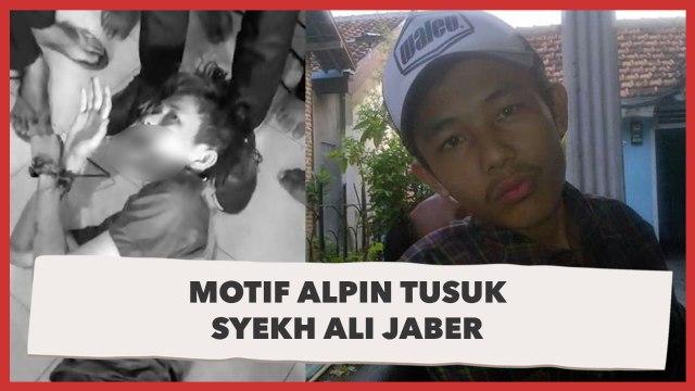 Motif Alpin Tusuk Syekh Ali Jaber karena Suka Muncul di TV