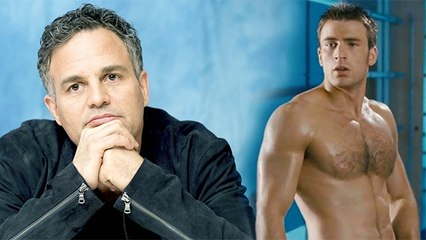Mark Ruffalo Sees A Silver Lining In Chris Evans Deleted Explicit Instagram Post
