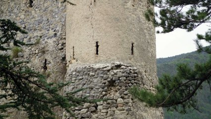 Château de Guillaumes en 3D