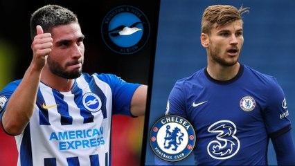 Brighton - Chelsea : les compositions probables