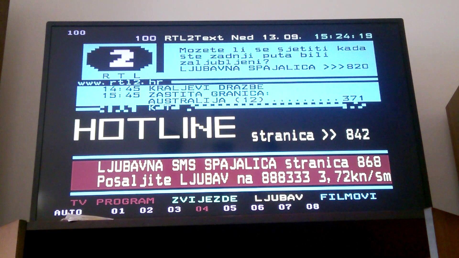 Sms spajalica hrvatska Sms spajalica