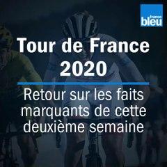 Tour de France 2020 : retour sur les faits marquants de la deuxième semaine de course
