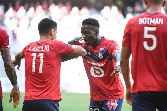 Vidéo : les émotions de la victoire du LOSC face au FC Metz !