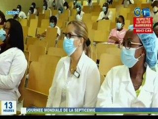 RTG / Célébration de le journée mondiale de la septicémie