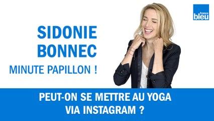Peut-on se mettre au Yoga via Instagram ?