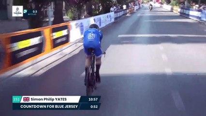 Tirreno-Adriatico EOLO 2020 | Stage 8 Last km