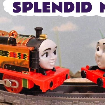 Thomas and Friends Big World Big Adventures Nia in Splendid Nia with the Funny Funlings in this Family Friendly Full Episode English Toy Story for Kids from a Kid Friendly Family Channel