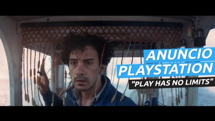 "PlayStation - Anuncio ""Play has no Limits"""