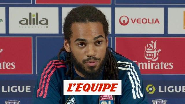 Denayer : «Je suis très heureux à Lyon» - Foot - L1 - OL