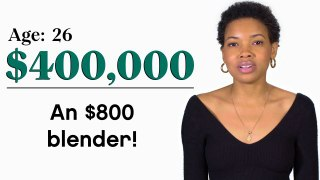 Women of Different Salaries: What Purchase Do You Regret Most?