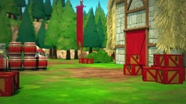 Blaze And The Monster Machines Season 4 Episode 17 Royal Rescue Avi
