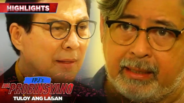 Art gets irritated after his encounter with Teddy | FPJ's Ang Probinsyano