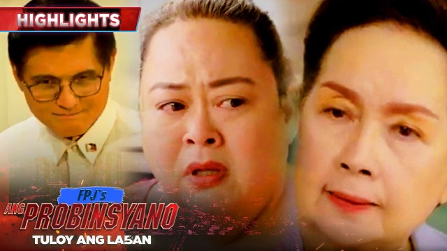 Lola Flora wants Yolly to contact President Oscar | FPJ's Ang Probinsyano