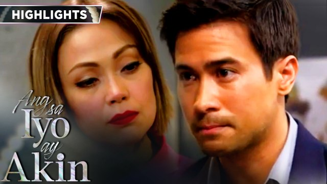 Marissa and Gabriel agree to make Jacob undergo DNA testing | Ang Sa Iyo Ay Akin