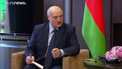 Putin concede empréstimo a Lukashenko