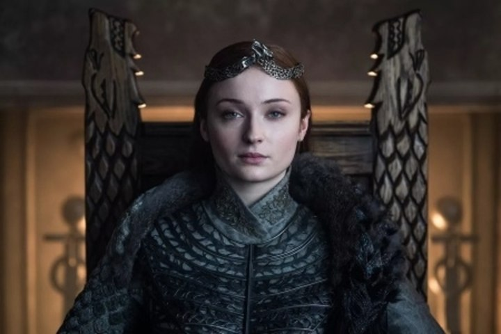Sophie Turner Took an Iconic 'Game of Thrones' Set Piece to Her House