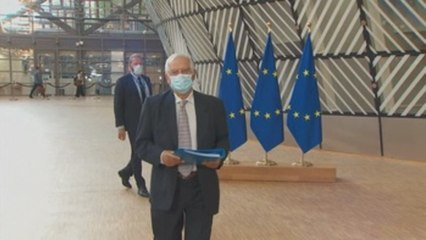 UE seguirá debatiendo sanciones a Lukashenko y su régimen tras veto chipriota