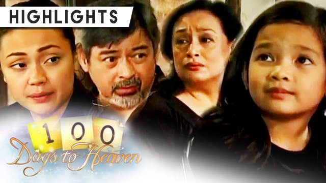 Anna tells Sophia and Andres her realizations from her second life | 100 Days To Heaven